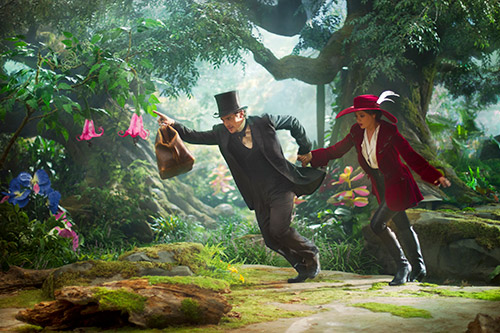 Trailer phim: Oz the Great and Powerful - 2