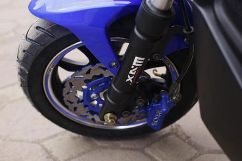 Xe điện iMove X-Men sành điệu và an toàn - 3