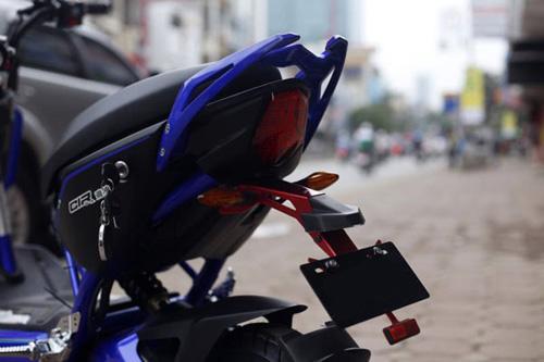 Xe điện iMove X-Men sành điệu và an toàn - 4