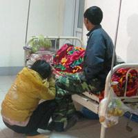 Bệnh nhân chết ngoài hành lang bệnh viện