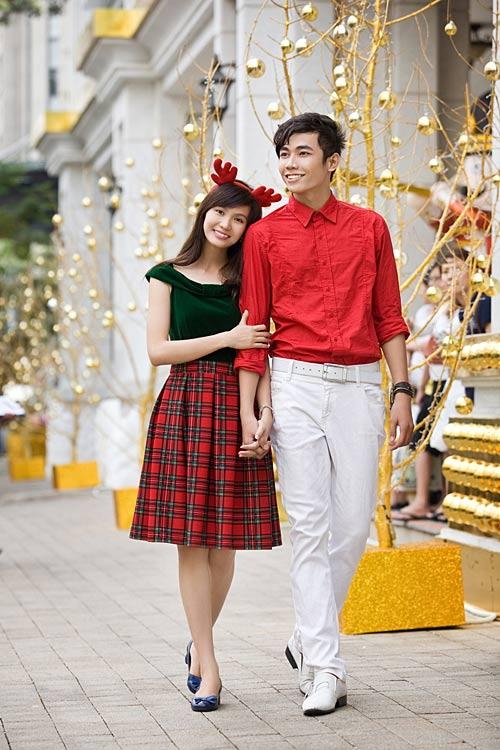 Bạn trẻ Sài Gòn khoe phong cách Giáng sinh - 1