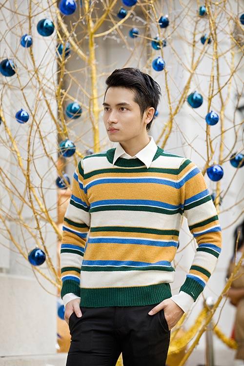 Bạn trẻ Sài Gòn khoe phong cách Giáng sinh - 5
