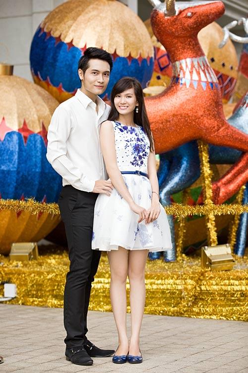 Bạn trẻ Sài Gòn khoe phong cách Giáng sinh - 10