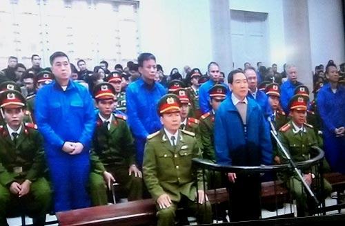 Đang tuyên án Dương Chí Dũng - 3