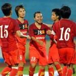 Bóng đá - ĐT nữ Việt Nam thắng 35.000 CĐV Myanmar