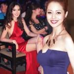 """Thời trang - Showbiz Việt """"nóng"""" vì mỹ nhân quá gợi cảm"""