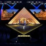 Thời trang - Lộ sân khấu kim tự tháp chung kết VNTM