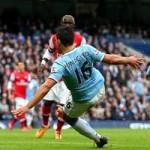 Bóng đá Ngoại hạng Anh - Man City mất Aguero 6 tuần