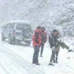 Tin tức trong ngày - Chuyên gia lý giải tuyết rơi sớm ở Sa Pa