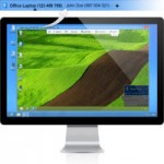 Thủ thuật - Tiện ích - Điều khiển máy tính từ xa với TeamViewer 9