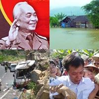 Những sự kiện chính trị-xã hội đáng chú ý năm 2013