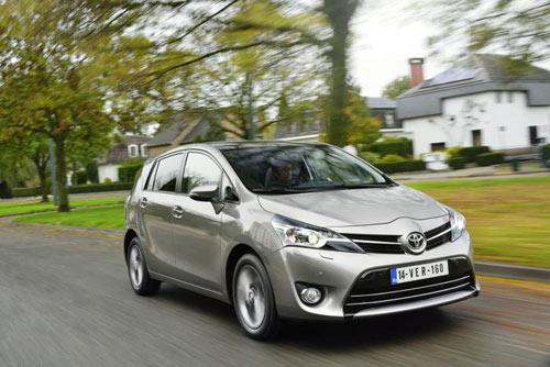 Toyota Verso 2014 sắp ra mắt - 1