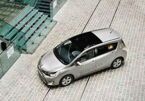 Toyota Verso 2014 sắp ra mắt - 2