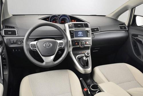 Toyota Verso 2014 sắp ra mắt - 3