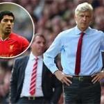 """Bóng đá - Wenger: """"Mọi hậu vệ tại Anh đều ngại Suarez"""""""