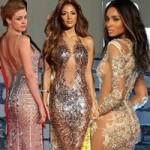 Thời trang - Nghệ thuật khoa trương cơ thể ở Hollywood