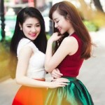 Thời trang - Thiếu nữ Sài Gòn sành điệu đón Noel