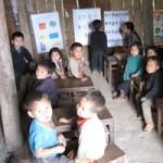 Giáo dục - du học - Trường vùng cao đốt lửa giữ ấm cho học sinh