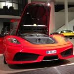 Ô tô - Xe máy - Siêu xe Ferrari 430 Scuderia của Schumacher rao bán