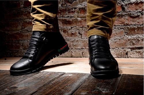 Giày tăng chiều cao nam LinhKent sẽ lên ngôi trong năm 2014 - 4
