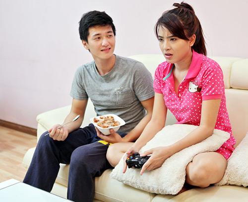 Huỳnh Anh làm tình nhân của Hải Băng - 3