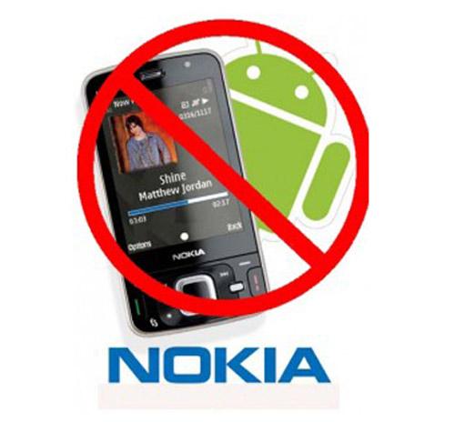"""""""Vỡ mộng"""" điện thoại Nokia chạy Android - 1"""