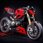Ô tô - Xe máy - Bản dựng Ducati 1199 Panigale theo phong cách streetfighter