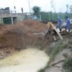 Tin tức trong ngày - Vỡ đường ống: 280.000 dân chưa có nước sạch