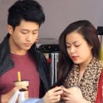 """Ca nhạc - MTV - """"Túm"""" Hoàng Thùy Linh hẹn hò Harry Lu ở HN"""