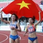 """- HOT SEA Games: Vũ Thị Hương xứng danh """"Nữ hoàng"""" (18/12)"""