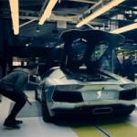 Ô tô - Xe máy - Đột nhập nhà máy Lamborghini phát hiện Gallardo mới
