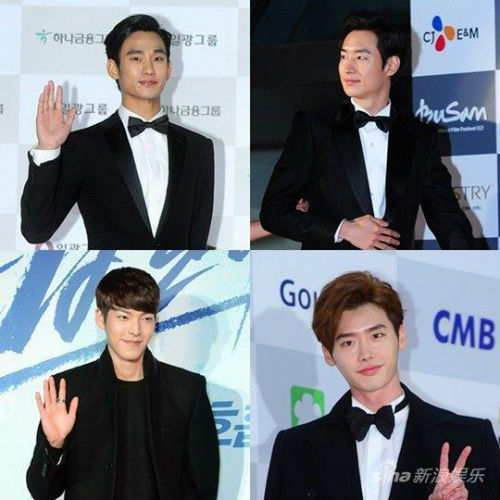 """""""Người thừa kế"""" sáng giá của điện ảnh Hàn - 1"""