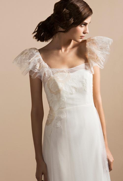 Khảo giá váy cưới ren yêu kiều - 9