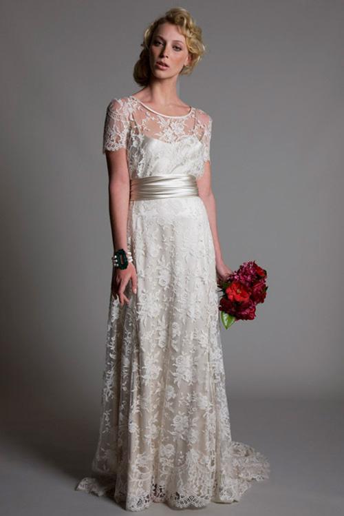 Khảo giá váy cưới ren yêu kiều - 11