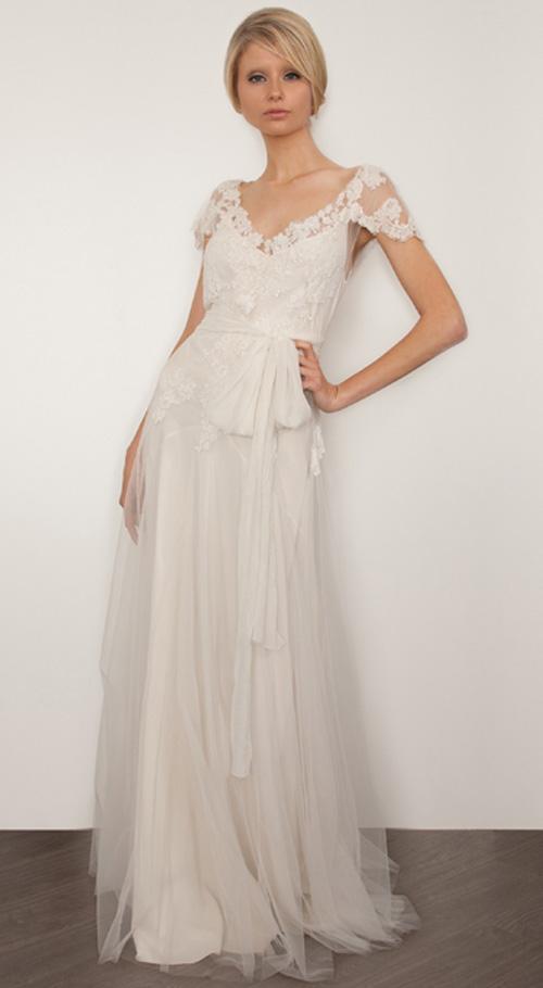 Khảo giá váy cưới ren yêu kiều - 12