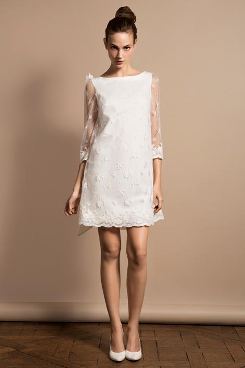 Khảo giá váy cưới ren yêu kiều - 5