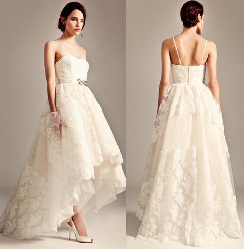 Khảo giá váy cưới ren yêu kiều - 2