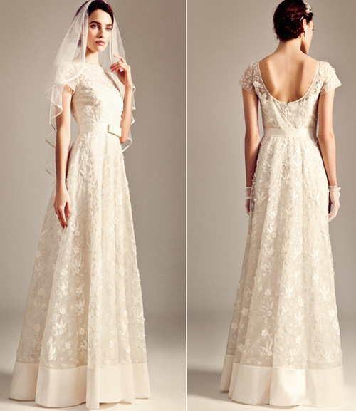 Khảo giá váy cưới ren yêu kiều - 3