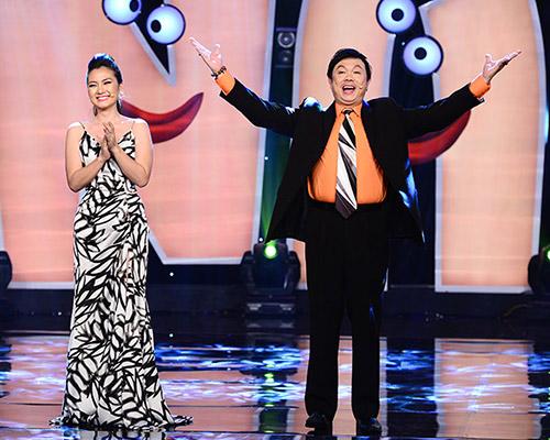 """Tết 2014: Danh hài Bắc, Nam mở """"đại tiệc"""" - 1"""