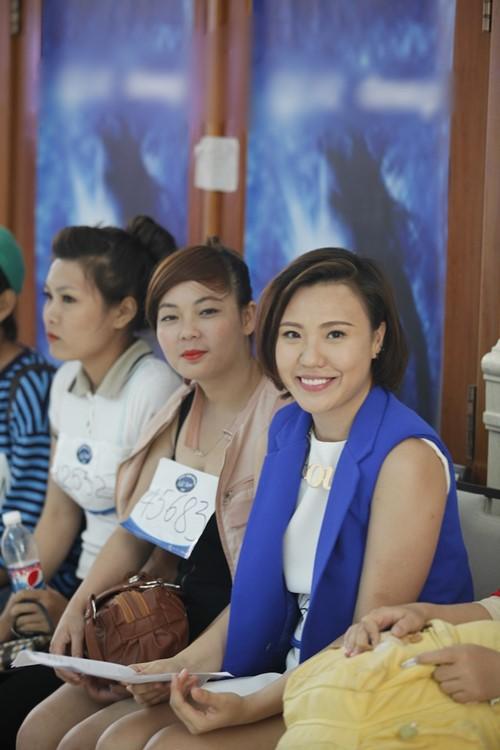 Quân Kun xuất hiện trong tập 2 Vietnam Idol - 4