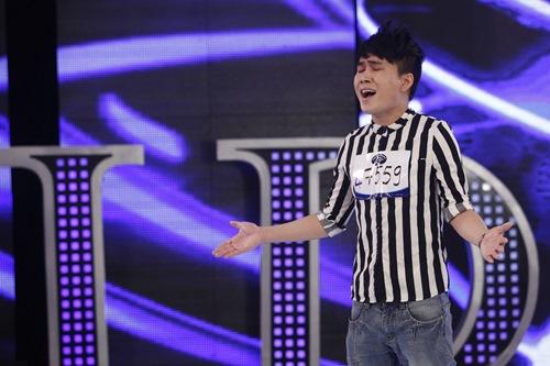 Quân Kun xuất hiện trong tập 2 Vietnam Idol - 2