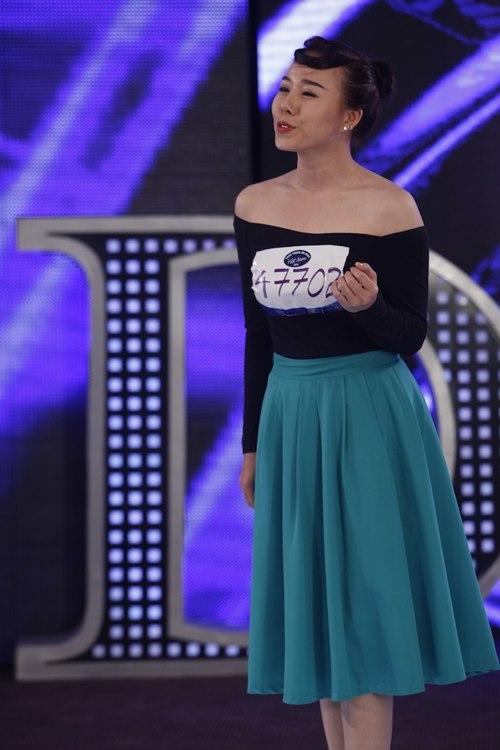 Quân Kun xuất hiện trong tập 2 Vietnam Idol - 5