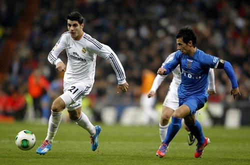 Real: Hoàn hảo hơn nếu có Suarez - 1