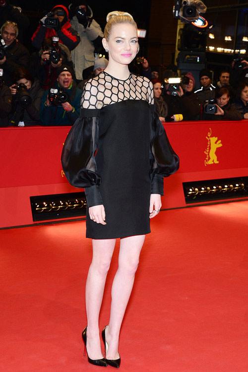 Top váy đen đẹp khó cưỡng trên thảm đỏ 2013 - 4