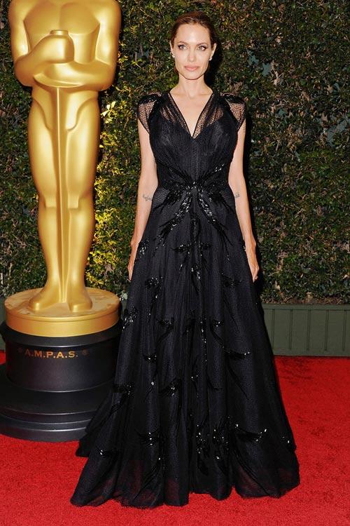 Top váy đen đẹp khó cưỡng trên thảm đỏ 2013 - 7