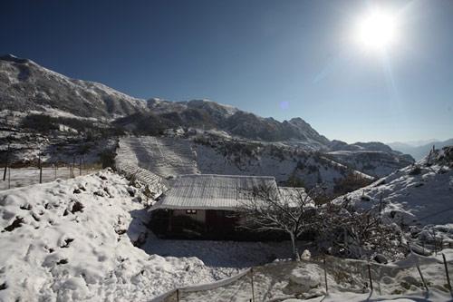 Những hình ảnh đẹp nhất về Sapa mùa tuyết rơi - 12