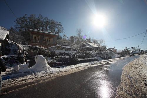 Những hình ảnh đẹp nhất về Sapa mùa tuyết rơi - 14
