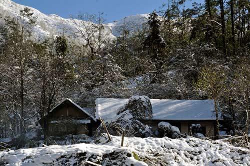 Những hình ảnh đẹp nhất về Sapa mùa tuyết rơi - 4