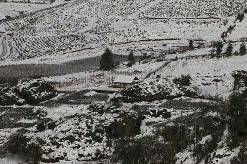Những hình ảnh đẹp nhất về Sapa mùa tuyết rơi - 9