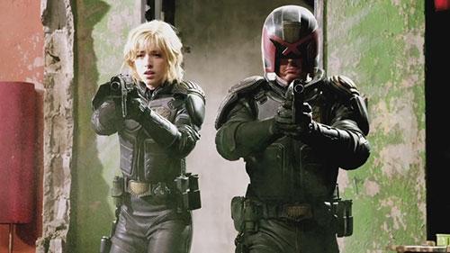 Trailer phim: Dredd - 2